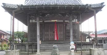 6.西野薬師堂(充満寺)