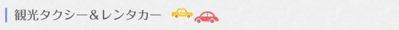 観光タクシー&レンタカー