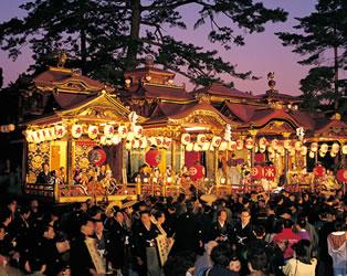Maibara Hikiyama Festival