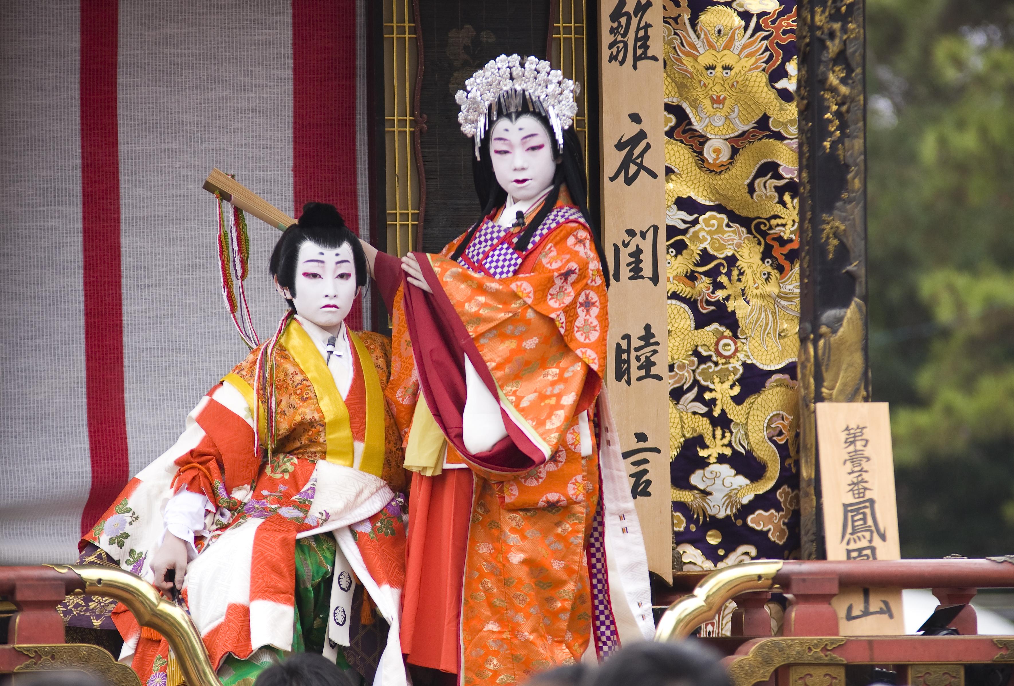 长滨曳山节