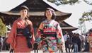 Taken heart felt Trips in Nagahama Biwa