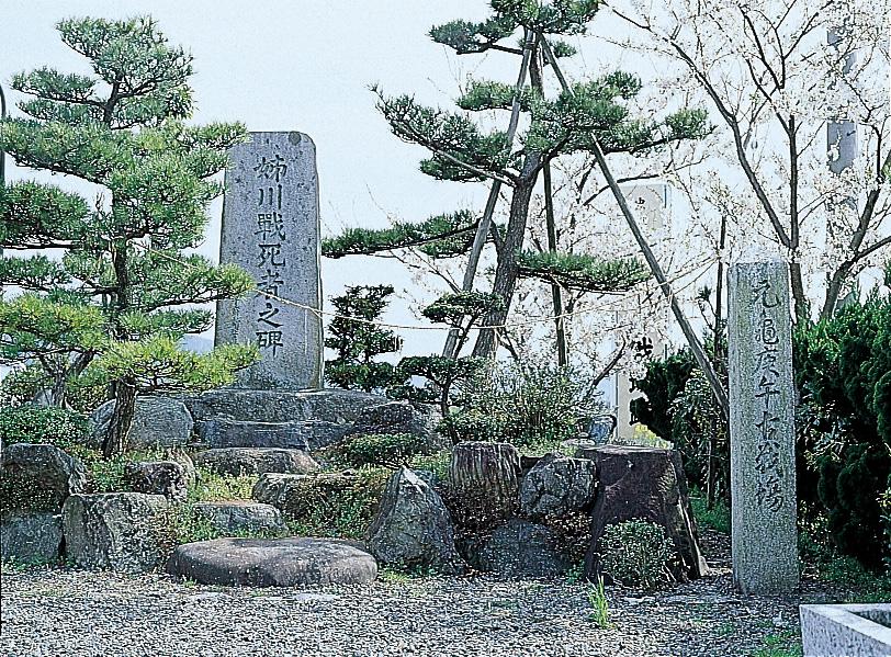 姉川古戦場 | 長浜・米原・奥びわ湖を楽しむ観光情報サイト
