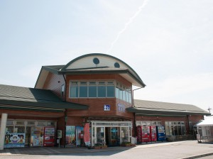 Michi-no-Eki (Roadside Station): Kohoku Mizudori Station