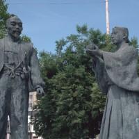 石田三成 石碑