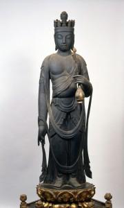 善隆寺(和蔵堂) 十一面観音立像