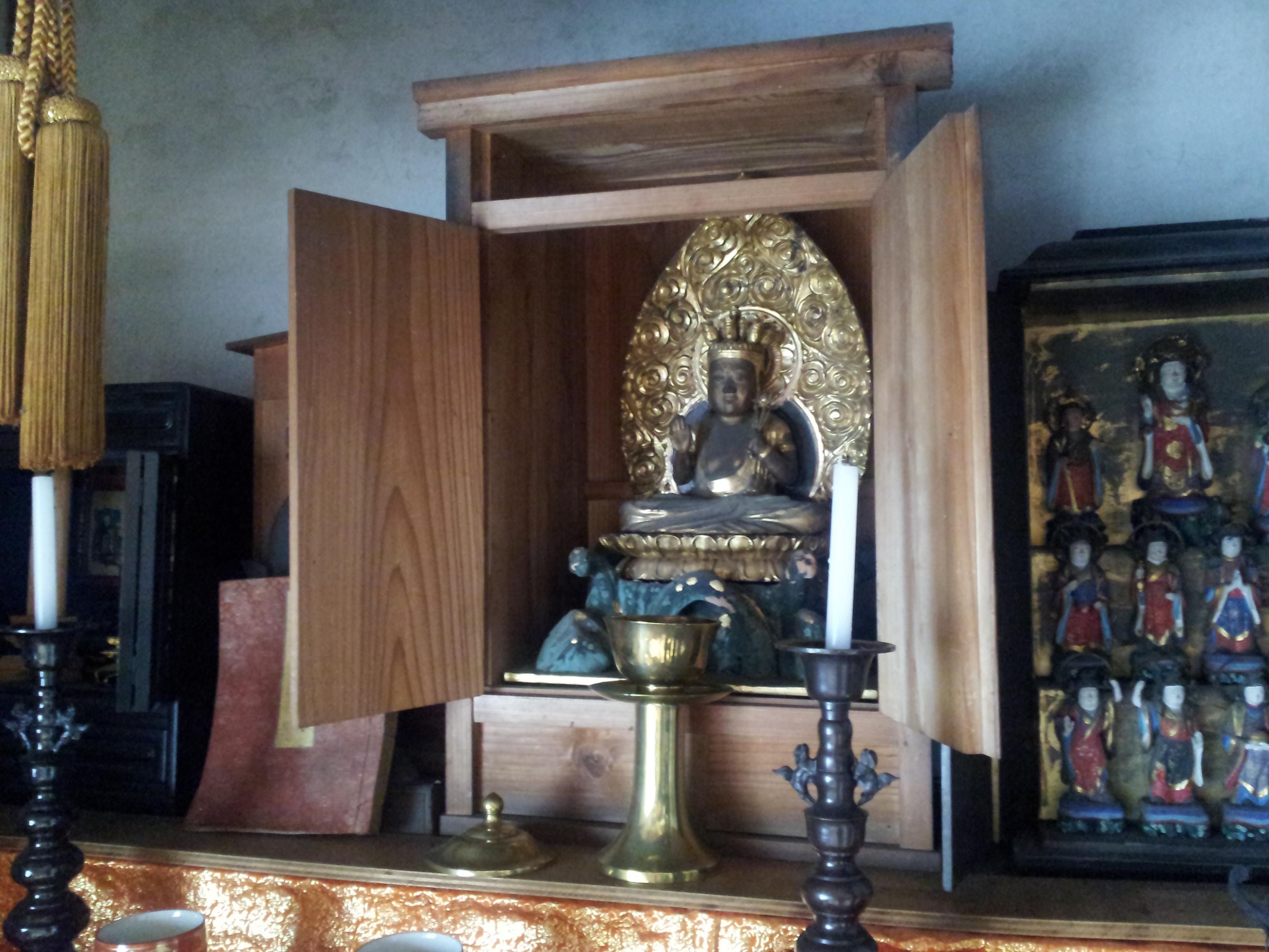 東光山神照寺 十一面観音坐像