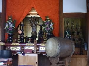 全長寺 馬頭観音菩薩像