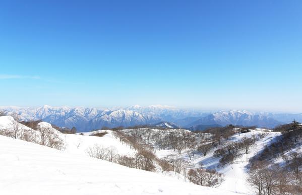 Okuibuki Ski Site