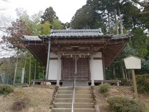 須川観音堂 十一面観音立像