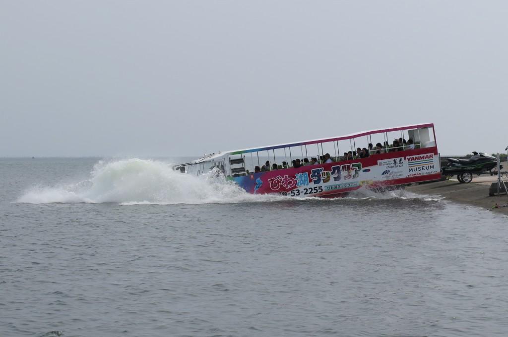琵琶湖DUCK TOUR