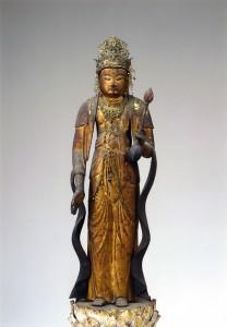 大吉寺 聖観音像