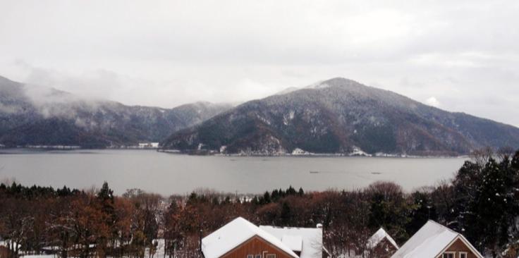 奥琵琶湖宿营场