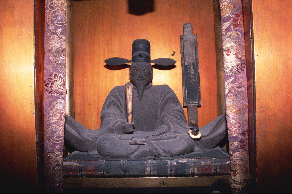 知善院 十一面観音坐像