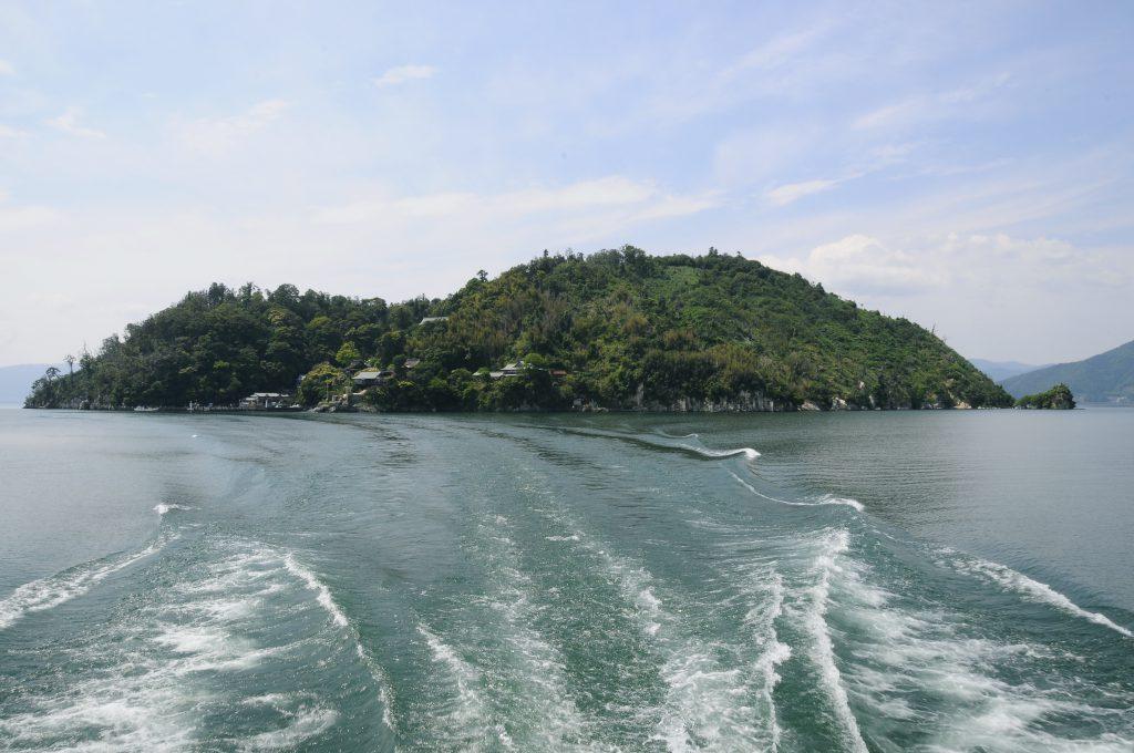 【日本遗产】竹生岛