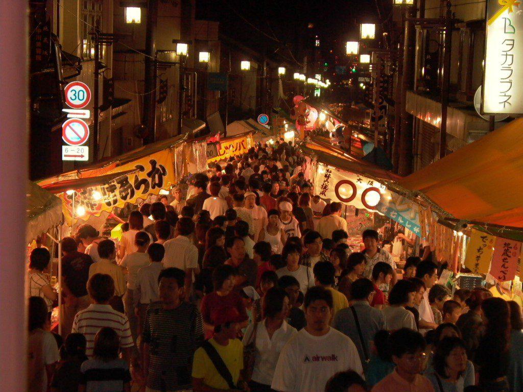 Kinomoto Jizo Ennichi Festival