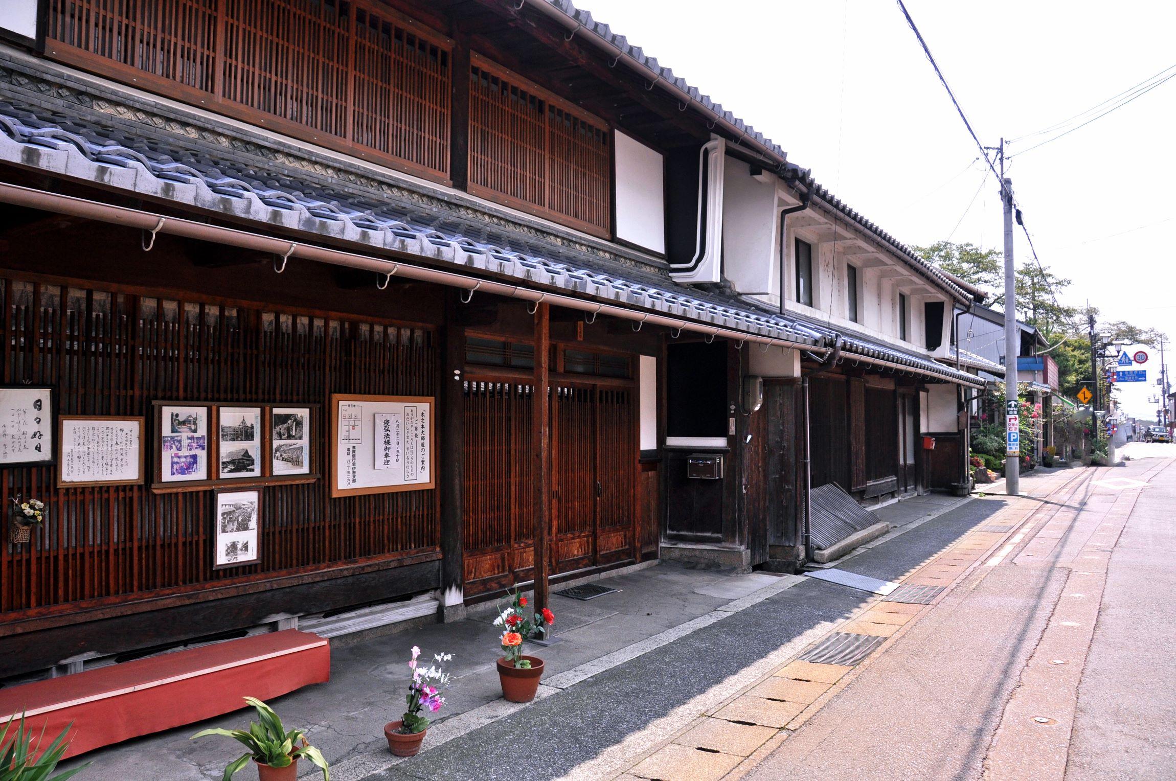 Old Hokkoku-kaidō Road Walk(Hokkoku Kaido Road Kinomotojuku)