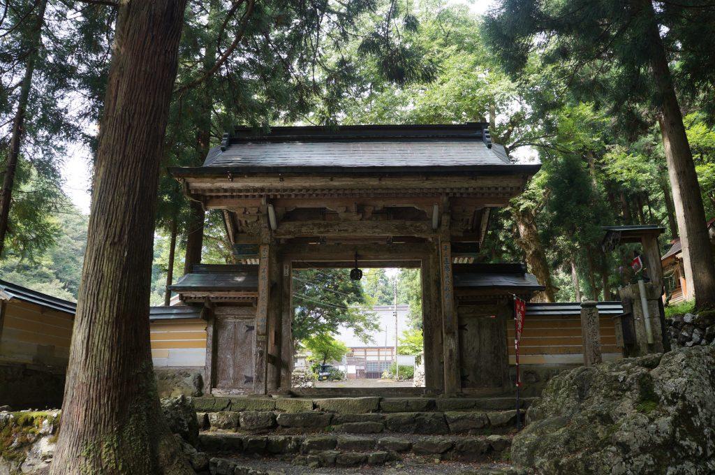 洞壽院 聖観音立像